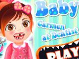 Лечить Зубы Малышке Кармен