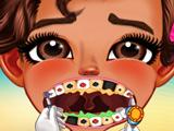 Лечить Зубы Малышке Моане