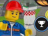 Лего Сити: Взлётно – Посадочная Полоса