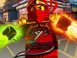 Лего Ниндзяго: Нокдаун Ниндроидов