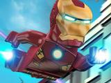 Лего Марвел: Железный Человек