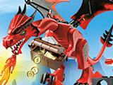 Лего: Гора Дракона