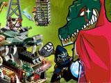 Лего Чима: Оборона Замка