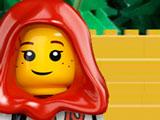 Лего Минифигурки: Морковный Дождь
