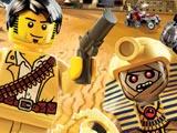 Лего: Проклятие Фараона