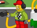 Лего Джуниор: Заправь Гонщика