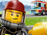 Лего: Пожарная Машина