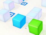 Вращающийся Кубик Желе