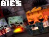 Майнкрафт: Пиксельные Зомби