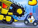 Машина Ест Машину 4: Злые Машины