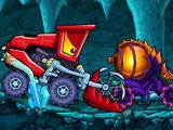 Машина Ест Машину: Приключения в Подземелье