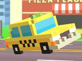 Пиксельная Дорога: Такси