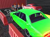 Парковка Машин в Порту 3Д