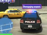 Погоня на Машине Полиции 2