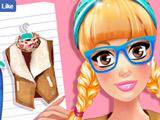 Модный Дневник Колледжа