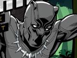 Чёрная Пантера: Погоня в Джунглях