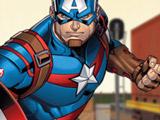 Капитан Америка: Удар Щита