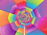 Цветной Туннель 2