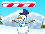 Прыгающий Снеговик