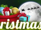 Рождественская Ночь: Три в Ряд