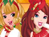 Рождественские Подруги