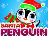Новый Год: Санта Пингвин