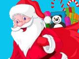 Санта Развозит Подарки