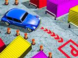 Парковка Классического Автомобиля 3Д