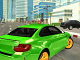 Симулятор Парковки в Городе 3Д