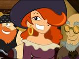 Капитан Марсела: Заклинательница Попугаев