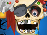 Пират – Скелет у Дантиста