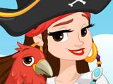 Путешествие Девушки Пирата
