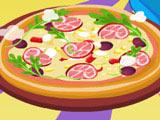 Пицца с Артишоками