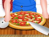 Пицца с Томатами