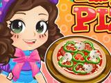 Пицца: Простой Рецепт