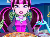 Страшно-Вкусная Пицца для Монстров