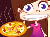 Пицца: Кто Быстрее?
