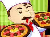 Пицца: Повторяй за Шефом