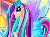 Пони Принцесса: Уход за Волосами