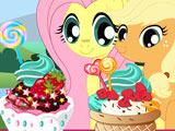 Мороженое для Пони