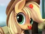 Пони: Лечить Эпплджек
