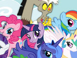 Игра Mahjong My Little Pony