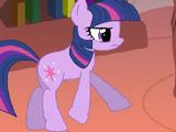 Пони Твайлайт Учится Ходить