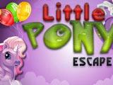 Пони Побег