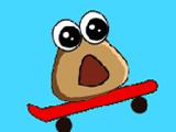 Поу: Прыжки на Скейтборде