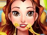Принцесса Бель у Стоматолога