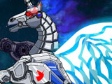 Робот Единорог