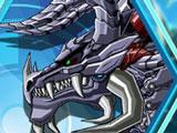 Робот Дракон Скелет