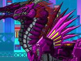 Роботы Динозавры: Двуглавый Дракон