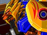 Робот Лев Герой